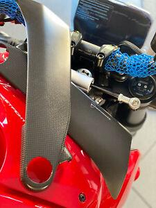 Ducati StreetFighter V4 V4S Cover telaio Carbonio Performance 96981291AA