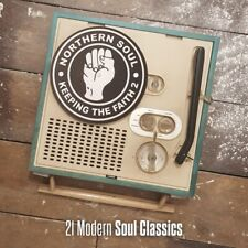 Various Artists - Northern Soul Keeping The Faith 21 Modern Classics LTD EDITION
