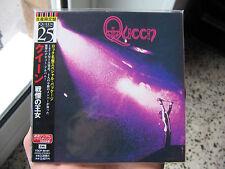 QUEEN - Queen - CD Mini LP Japan 25th anniversary