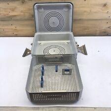 Karl Storz Ksz 39301hcts High Definition Camera Sterilization Container 11x11x3