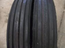 Two 650 16650x16 Rib Implement Discdo Allwagon 6 Ply Tractor Tires