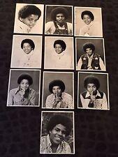 JACKSON 5 Vintage 8X10 PHOTO lot #7 from 16 Magazine Archive-  Tito Marlon