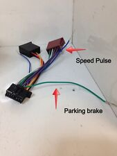 Pioneer Power Wiring Harness For App Radio Sph-Da100 Sph-Da110 Sph-Da210 Sph-Da