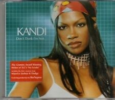 (CH15) Kandi, Don't Think I'm Not - 2000 DJ CD