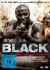 Black - Straßen in Flammen / NEU / DVD ##