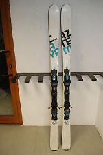 Scott Maya 165 cm ski + NORDICA/marqueurs evo10 liaison