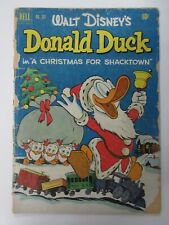 DONALD DUCK #FC367 (Dell Four Color,1/1952) PR (POOR)  Walt Disney, Carl Barks