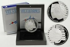 Portugal Official 10 Euro Silver Coin 2007 PROOF SAILING WORLD CHAMPIONSHIPS