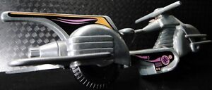 Motorcycle Rare 1 Vintage Metal Jet Bike Concept Easy Rider Carousel Silver 18