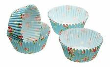 Sweetly Does It Mini Paper Cupcake Cases Vintage Retro Rose 80 pc KCCUPROSEMINI