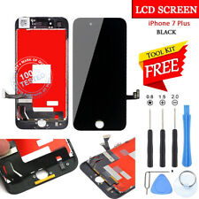 For Apple iPhone 7 Plus LCD Display 3D Touch Screen Black Replacement  (9