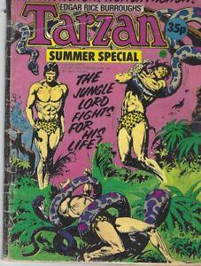 British Tarzan Summer Special 1979- Fair