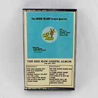 The Hee Haw Gospel Album Cassette Tape Hee Haw Gospel Quartet Feat Gone Home