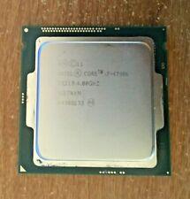 INTEL i7 4790K 4.00GHz 4 CORE SR219 LGA1150 CPU PROCESSOR  - SHIPS from USA!!!!!