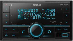 DPX304MBT Kenwood, Digital Media Receiver W/Bluetooth, Alexa