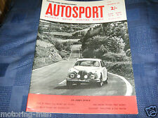 TOUR DE FRANCE 1964 LUCIEN BIANCHI GEORGES BERGER FERRARI GTO LINGE PORSCHE 904