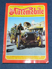 The Automobile December Monthly Transportation Magazines