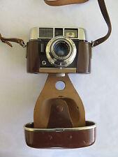 Voigtlander Vito Automatic R 35mm Film Camera w/ Lanthar 50mm F2.8 Lens