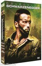 PACK ARNOLD SCHWARZENEGGER DVD COLECCION DE 4 PELICULAS NUEVO ( SIN ABRIR )