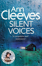 Silent Voices - Ann Cleeves - (Vera Stanhope Series) - Brand New Paperback