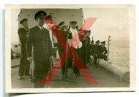 KREUZER KÖLN - orig. Foto, vor Neapel, Vesuv, Auslandsreise 1932/33