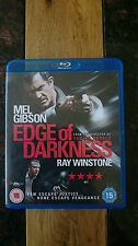BLU RAY EDGE OF DARKNESS DVD USED