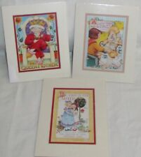 New 3 Mary Engelbreit 8x10 Pictures Queen Mother Constant Friend Be Kind Sister