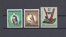 GUYANA 1981 SG 791/3 MNH Cat £26