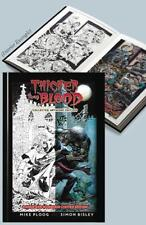 THICKER THAN BLOOD ARTIST EDITION SIGNED BY MIKE PLOOG AND SIMON BISLEY LTD 175