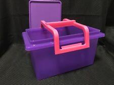 Tupperware Keep 'N Carry - Purple - BRAND NEW