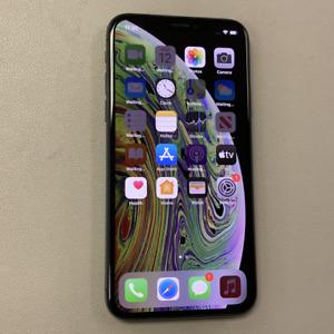 Apple iPhone XS - 256GB - Gray (Unlocked) (Read Description) CA1037