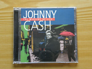 "Johnny Cash ""The Mystery of Life"" incl. Bonus Song mit U2 (2003)"