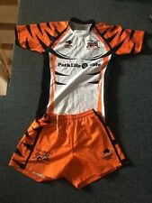 Rugby LEAGUE JUNIOR KIT 13 Camicie 13 Pantaloncini-in 12/10s