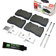 FERODO OE FRONT BRAKE PAD FITTING KIT FITS: RANGE ROVER SPORT 05-13 BBK0086B