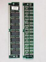 Genesis - LOT OF 8 - 16 MB Memory Apple Mac 72 Pin Non-Parity ML7975 SIMM