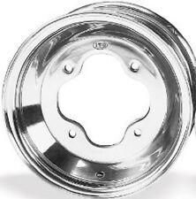 Set of (2) ITP 10 x 5 A-6 T-9 .190 Aluminum Alloy Sport Rim Pro Series Wheel