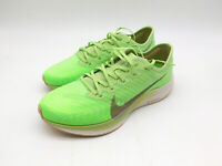 Nike Zoom Pegasus Turbo 2 Womens Green Running Shoes AT8242 300 Size 9.5 New