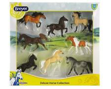 Breyer Stablemates 1 32 Deluxe Horse Collection   8 Model Horses