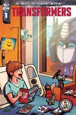 Transformers #1 CB-4K Comicbooks 4 Kids Charity Exclusive C2E2 Pre-sell Comic