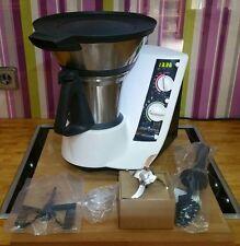Vorwerk thermomix tm21 robot de cocina con varoma nuevo accesorios & nuevo cuchillo