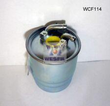 WESFIL FUEL FILTER FOR Mercedes Benz Viano 2.2L CDi 2005-01/11 WCF114