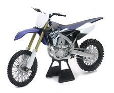 NewRay YAMAHA YZF 450 2015 1:6 Escala de metal & Plástico Motocross