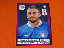324 DE ROSSI AS ROMA ITALIA ITALIE  FOOTBALL PANINI UEFA EURO 2012