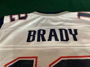 Vintage Reebok jersey New England patriots Tom Brady size M
