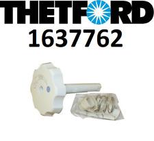 Thetford Flush Knob for c2,c3 & c4 Toilet - WHITE - 1637762