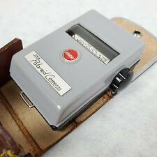 Vintage ARGENT Exposure Light Meter for Polaroid Cameras ☆ Made in Japan