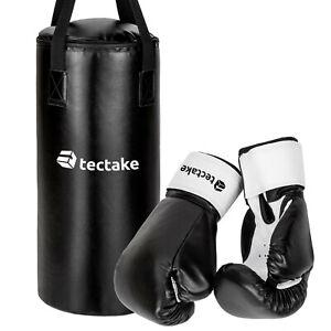 Kinder Box Set Boxsack gefüllt 9kg 62cm Boxhandschuhe Sandsack Handschuhe Boxen