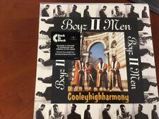 BOYZ II MEN-COOLEYHIGHHARMONY-NEW-VINYL- LP - ELP76