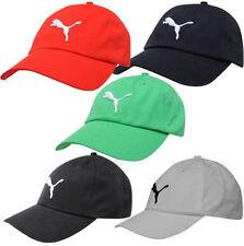 PUMA Baseball Cap 100% Cotton Hats for Men