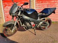 Suzuki GSXR 750 SRAD Streetfighter Unfinished Project Spares or Repair
